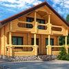 Деревянные дома, срубы, производим бревно