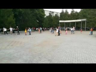 танцы Шымкент
