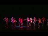 Maya Said & Ya Amar Dance Company 'Shakira rocks' 9251