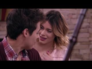 """Violetta׃ Momento Musical׃ Violetta y León interpretan """"Nuestro Camino"""""""