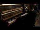 Пианист на Кремлёвской набережной, Казань, 30.08.2016 (День города)