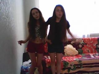 Л.Мулько и К.Скурта  песня Красные ноги