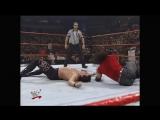 RAW Hardy Boyz vs. Acolytes - World Tag Team Championship Match