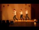ДЭС Пирамида Танец Хип-хоп