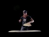 Пицца-акробатика от Додо Пицца | Dodo Pizza Freestyle