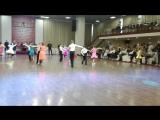 Чемпионат Санкт-Петербургского Танцевального Союза 9 ноября 2016 Дебют пары Слава и Вика