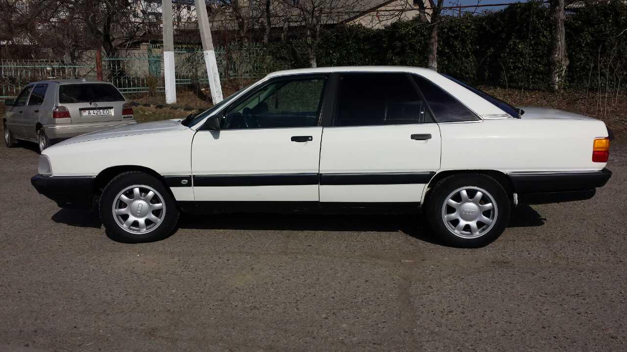 Продам-обмен AUDI 100,C-3 кузов, 90-го года,2.3 бензин-газ