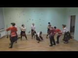 2017-01-27 Бабки-ежки_танец_Полет на Зверинской