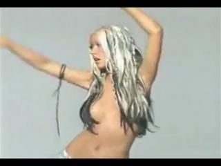 Кристина Агилера Голая - Christina Aguilera Nude