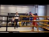 Открытый ринг INDUSTRIALS FIGHT CLUB LOBNYA