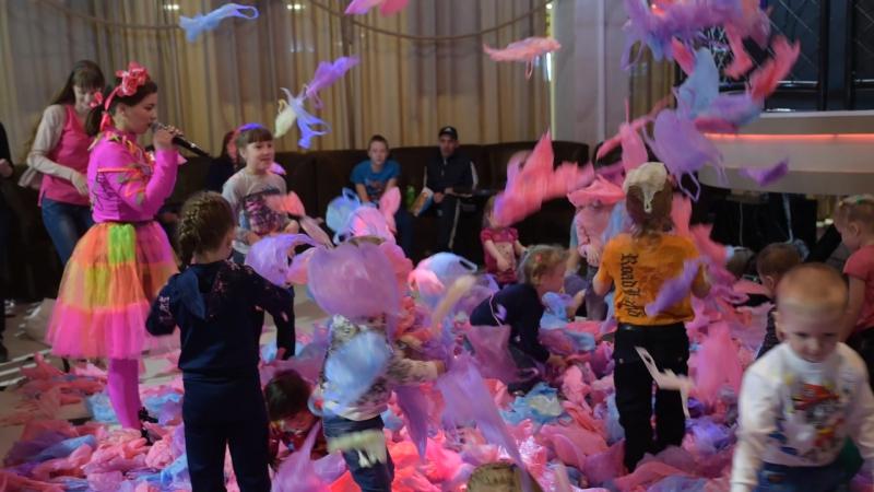 14 мая! Детский праздник на Седьмом небе!