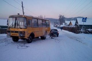 ДТП в Усть-Илимске