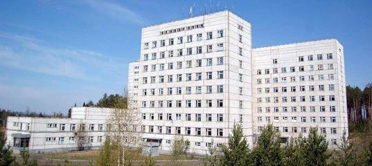 Усть-Илимская городская больница