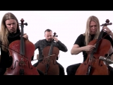 Apocalyptica _ Metallica Nothing Else Matters
