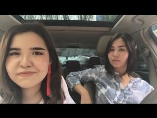 Juju on that beat Car Dance // Ясмин и Айдана