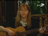 staroetv.su  Домашний концерт (REN-TV, 1997) Елена Казанцева (фрагмент)