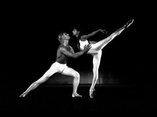 Екатерина Максимова и Владимир Васильев (Балет Спартак, 1970)