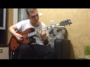 Crystal Castles - Affection guitar cover