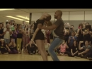 Carlos and Fernanda Da Silva - Casa do Zouk Workshop Demo