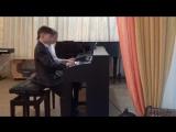 Фортепианный ансамбль Ющенко Захар и Петрова Анна - Г. Манчини Розовая пантера