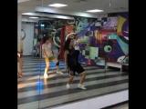 Дэнсхолл-Фанк от @aliya_uniqueen ?❤❤? #migente #dance #unidance #almaty_city #dmm #mereykadance #maksattovna