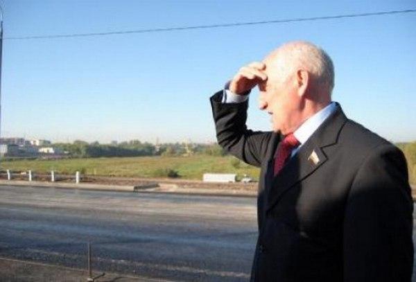 Первый зампред правительства Рязанской области Шаукат Ахметов покинул свой пост