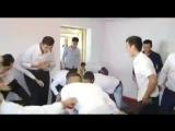 Узбекская версия фильма «Планета обезьян»