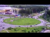 ДТП на верхнем Чапаевском кольце