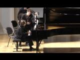 М. Равель   Испанская рапсодия для двух фортепиано Исполняют Екатерина Апекишева и Яков Кацнельсон