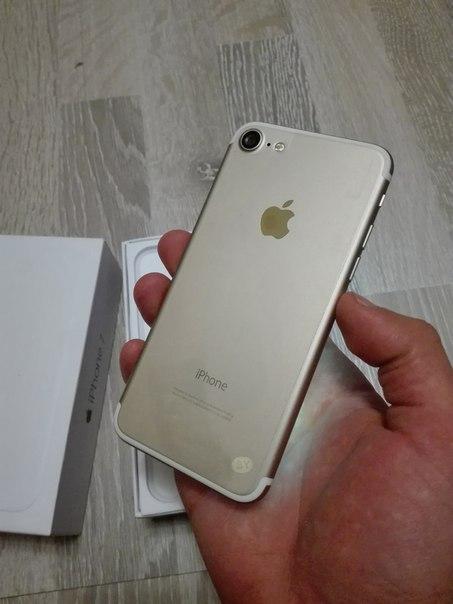 Месяц назад заказывал iphone 7???? ))), через 5...