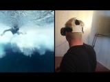VR Box II приложения- американские горки, видео-плеер, фильмы в 3D