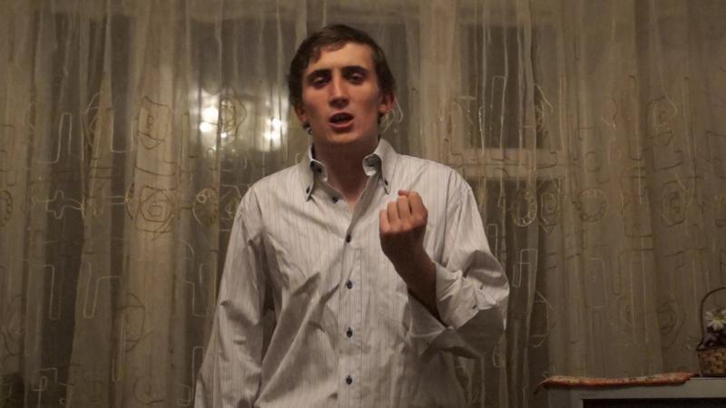 Мы теперь уходим понемногу...Мои любимые стихи Сергея Есенина в моем исполнении