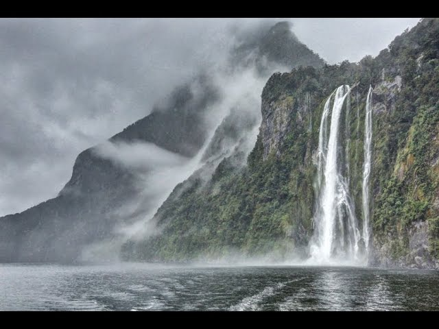 MILFORD SOUND Moby Ambient 4K New Zealand Nature Relaxation Film [30 Min Teaser]