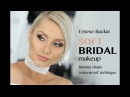 SOFT BRIDAL MAKEUP with BANANA SHAPE by EMESE BACKAI MAKEUP COLLECTION - o