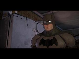 Четвертый эпизод Batman: The Telltale Series - Страж Готэма (Полное прохождение)