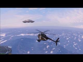 GTA 5 - невероятно! куда пропали все нло [пропавшие 8 новых НЛО]
