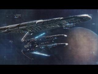 Новый ролик инициативы Андромеда по Mass Effect Andromeda