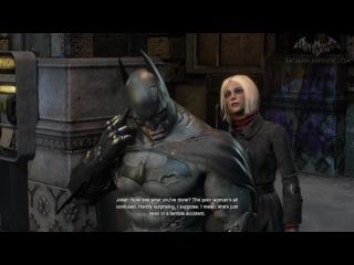 Batman Return to Arkham City Прохождение- Часть 7 - Единственный путь