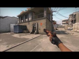 ТОП 10 невероятных убийств про игроков с no-scope в CS:GO