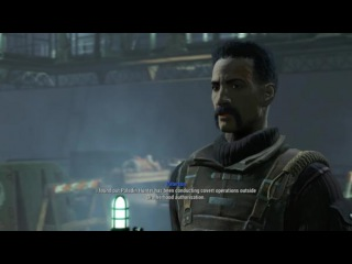 Fallout 4 Интересный квест: David Hunter История Братства Стали