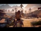 7 геймплея минут Horizon Zero Dawn с закрытого превью-эвента