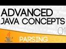 Advanced Java Concepts - Parsing JSON
