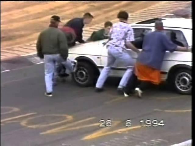 Nordschleife Touristenfahrten Crash Fail Compilation 1993-2013