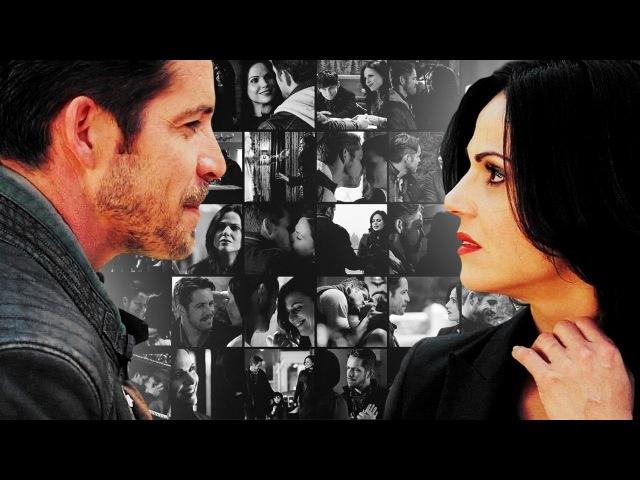 ►The Full STORY of Robin Hood and Regina Mills [3x12-5x22]
