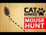 CAT GAMES - MOUSE HUNT (VIDEOS FOR CATS TO WATCH)