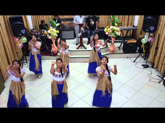 Danza Cristiana ¨Proeza¨ Ecuador Guayaquil