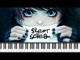 Synthesia Piano Tutorial Anna blue - Silent Scream