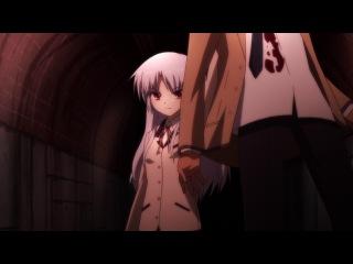 Ангельские ритмы!   Angel Beats! (8 серия) (RuTube)