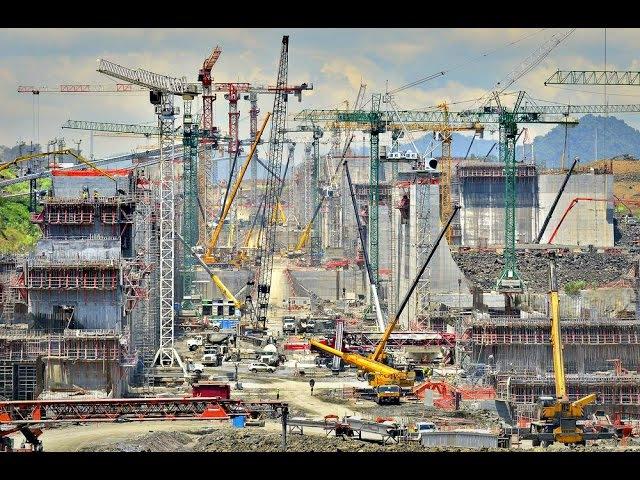 Восьмое Чудо Света: Как расширяли Панамский канал