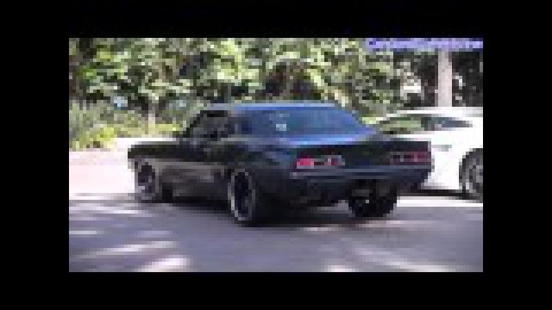 Josh Kalis' 1,000HP Chevy Camaro!